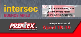 EXPO INTERSEC 2016!!